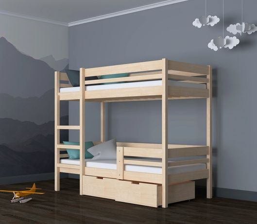 Двухъярусная кровать Белочка