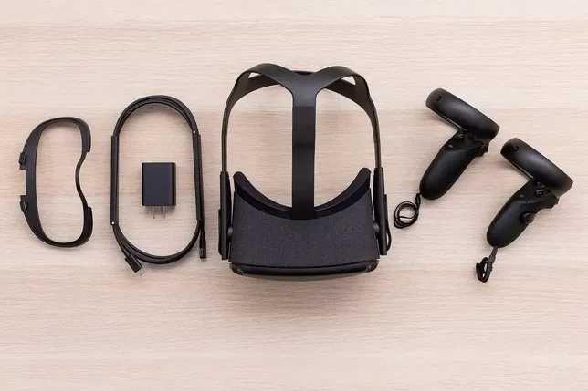 Casca ochelari VR Oculus Quest 64 gb 2 controllere