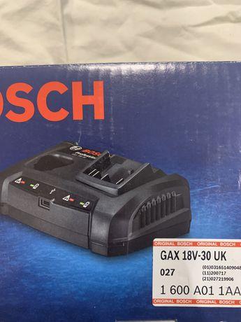 Комбинирано зарядно Bosch GAX 18V-30 /НОВО/