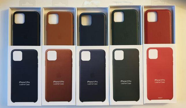 Husa Iphone 11 pro piele ORIGINALA husa piele iphone 11 pro