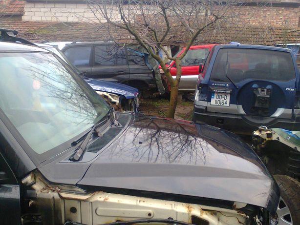 Piese din dezmembrari , Mitsubishi Pajero Pinin , 1,8 si 2,0 GDI, MPI.