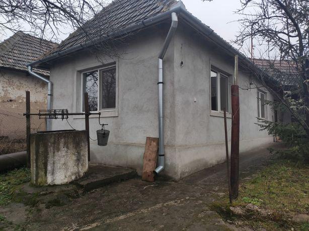 Vand casa in comuna Brusturi