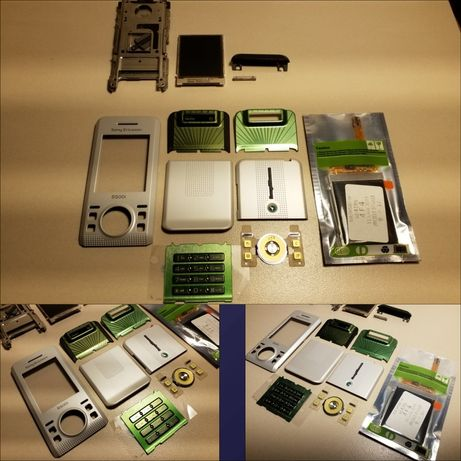 Sony Ericsson S500i W100 Spiro W205 T630 W995 P990i