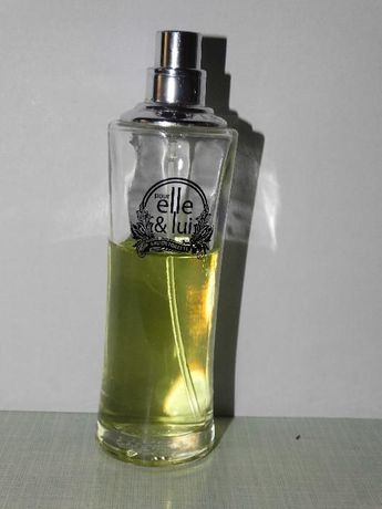 Vand Parfum Marque Verte Elle & Lui culoare galben