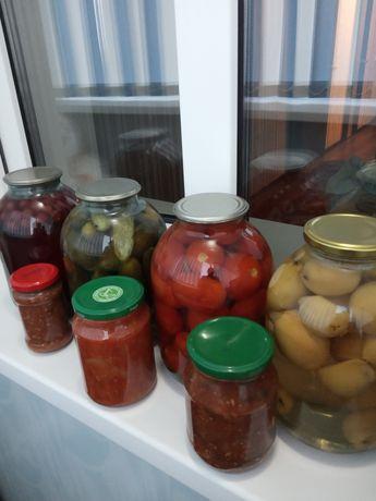 Засолка помидоры огурцы салаты компоты