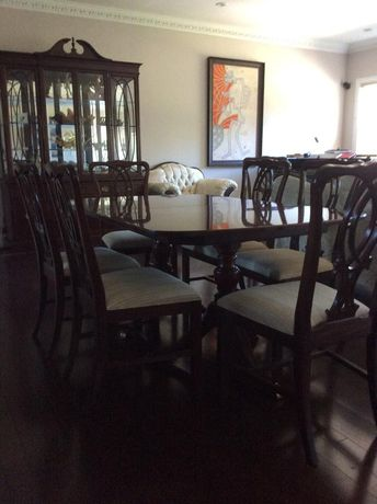 Canadian Gibbard dining set / Set Mobilier Sufragerie-Canada