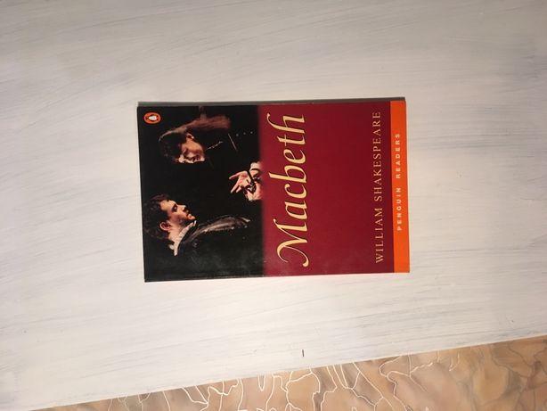 Книга на английском Macbeth