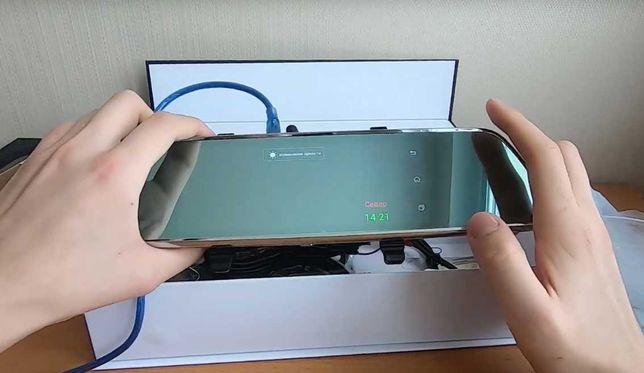 Регистратор-зеркало Car DVRS Mirror с камерой заднего вида