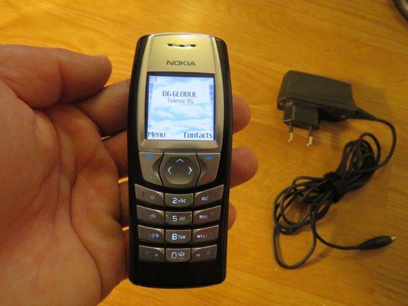 Рядък телефон NOKIA 6610 модел 2002 г.- оригинал - работещ