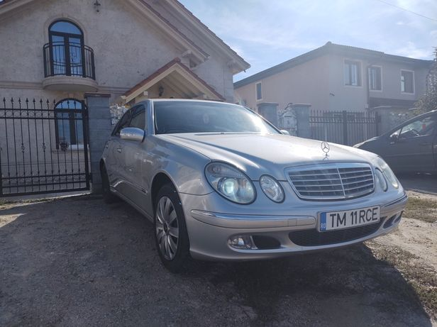 Mercedes e220 km reali