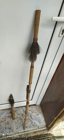 Тръба за стрелба, бамбукова тръба