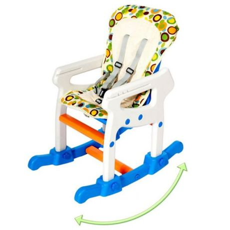 Balansoar/ scaun de masa multifuncțional/măsuță Kinderkraft