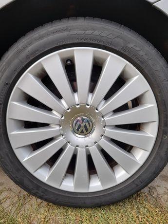 Jante aliaj originale Volkswagen R17 5×112
