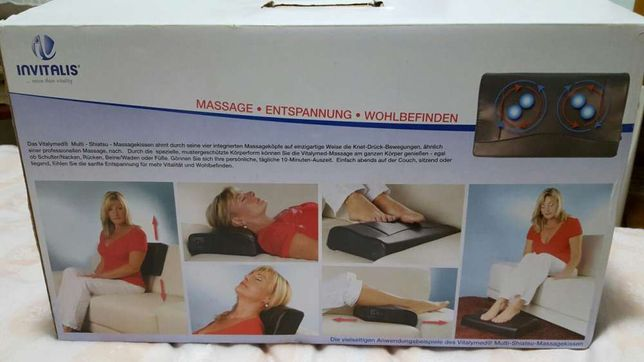 Vand perna pentru masaj cu incalzire 12 / 220 v