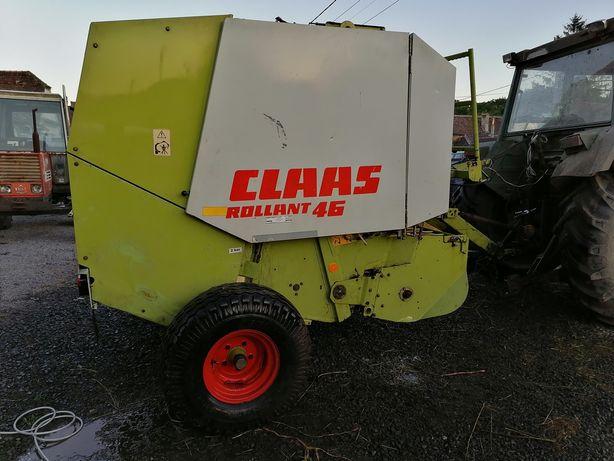 Presa Claas Rolland 46