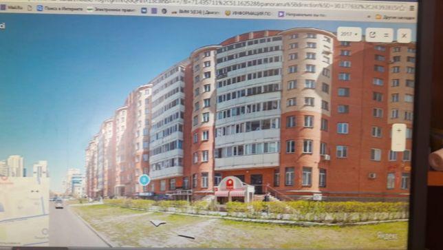 3х комнатная квартира , 110кв.м, ул. Иманбаева,за 29,5млн