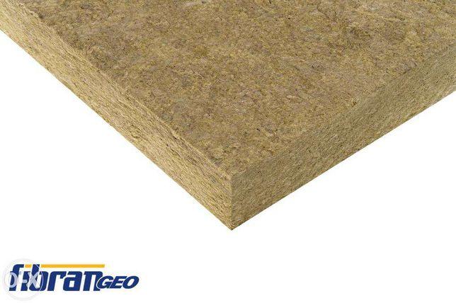 Placi Vata Minerala Bazaltica pentru mansarda 30kg/m3 100mm FIBRANgeo