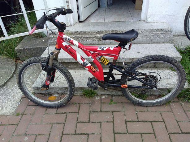 Bicicletă copii suspensie rotii 20 Bitwin Shimano