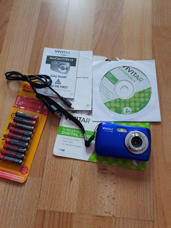 Нов фотоапарат Vivatar гр. Плевен - image 1