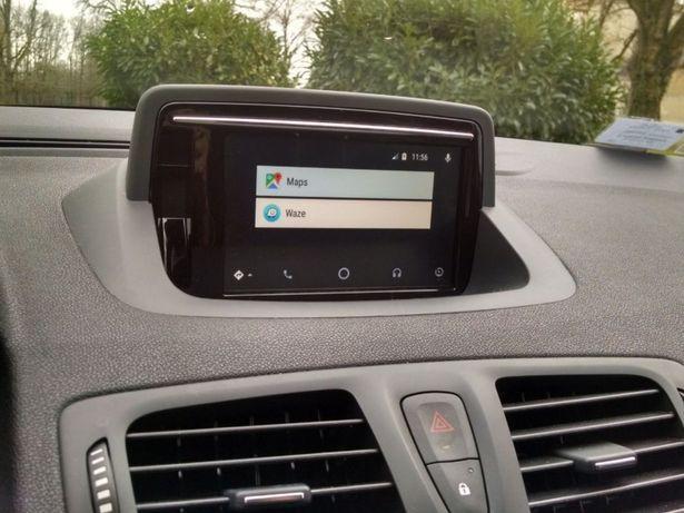 • Android Auto RENAULT RLink 1 & 2 Google Maps Waze Megane Clio Laguna