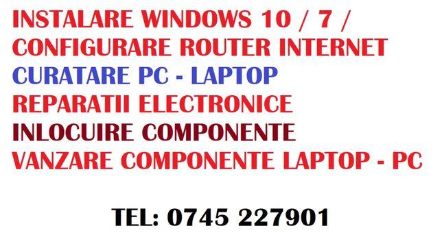 Reparatii Calculator Internet Laptop