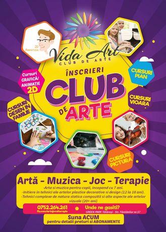 Club de Artă Plastică și Muzica