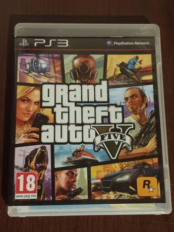 Vând joc GTA 5 pentru PS3