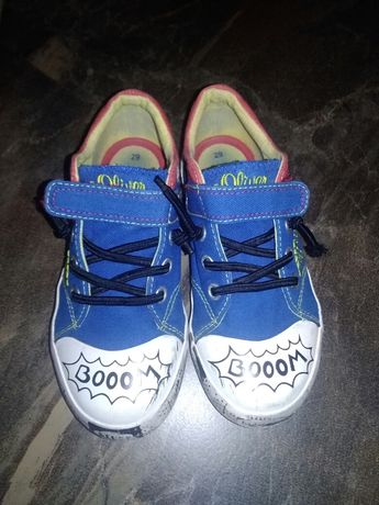Детски обувки Оливър