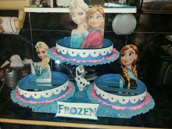 Frozen-Замръзналото кралство,парти,рожден ден