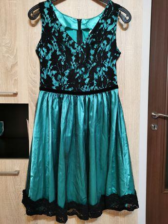 Rochie verde Funylux
