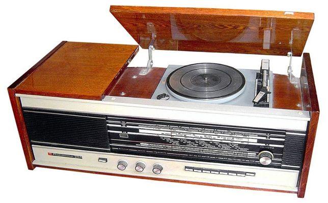 Продам радиолу Контата 204 на запчасти