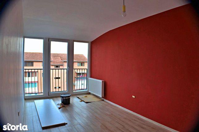 Apartament spatios (partial mobilat) - 3 camere - zona Lipovei