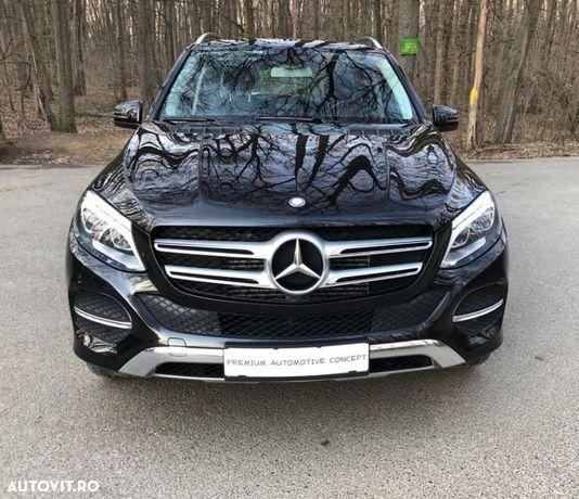 Mercedes-Benz GLE MERCEDES GLE 250 4 matic
