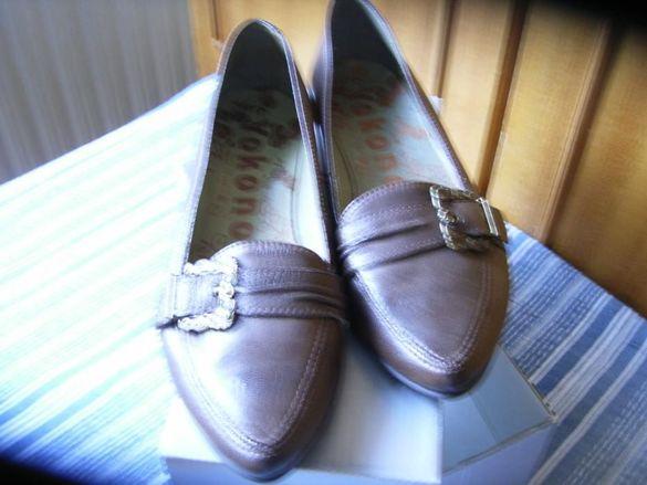 Продавам нови испански обувки