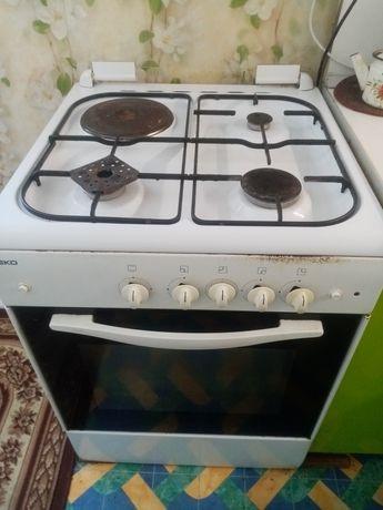 Продам комбинированная плита