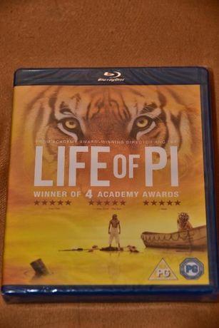 "Bluray film ""Life of Pi"", original, in tipla"