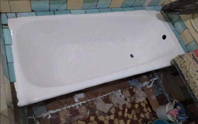 Реставрация ванн. Реставрация джакузий.
