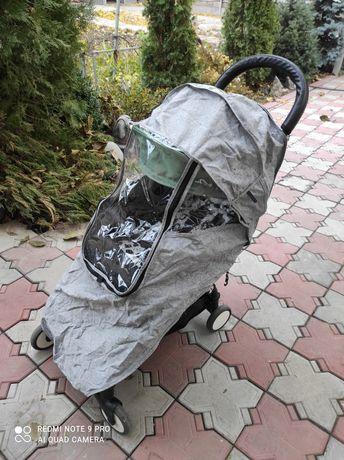 Чехол-дождевик на коляску yoyo и babyzen