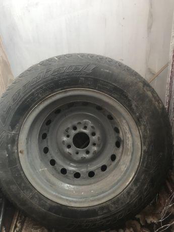 Продам колесо в сборе новое