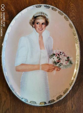 Platou portelan Lady Diana ( GA 17056 )