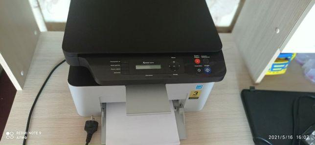 Принтер самсунг 3в1(сканер,копия,распечатка)