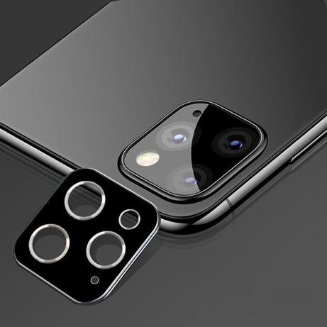 Premium Метален Протектор за камерата на iPhone 12 Pro Max 11 mini