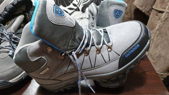 Тирустически обувки