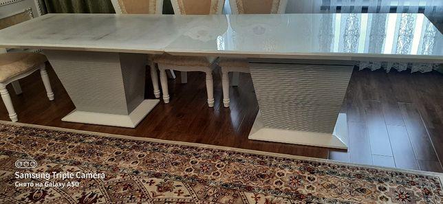Два стола размеры 80×200