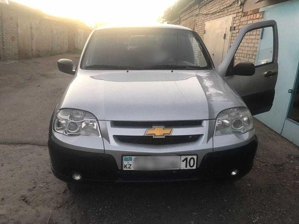 Chevrolet Nivа Продам в отличном состоянии!