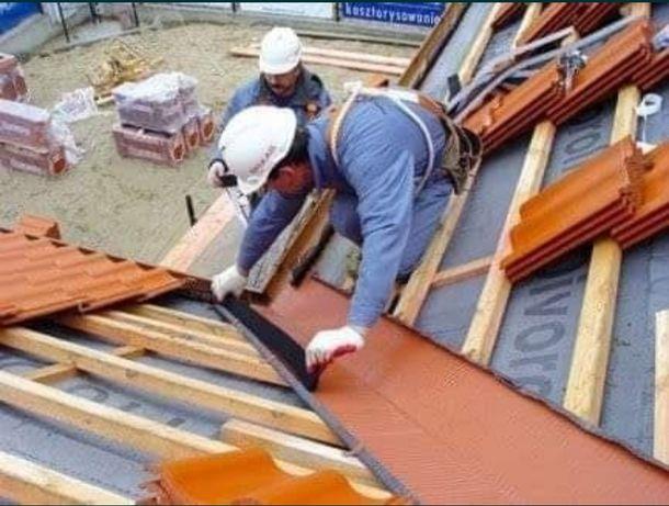 Firmă de construcții și montaj acoperisuri