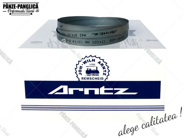 Panza panglica banzic FEMI ABS NG120 1440x13x10/14 debitare metal