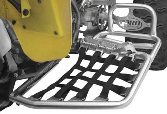 Нърф Барове Мрежи Ямаха Раптор 700 Yamaha Raptor степенки HEEL GUARDS