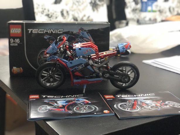 Lego Technic 42036 Motocicletă