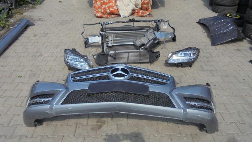 Mercedes CLS W218 AMG capota aripa bara far trager radiator full led